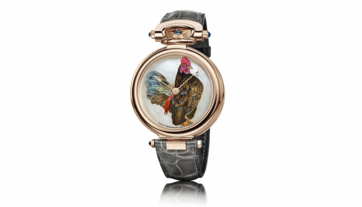 Bovet Monsieur Amadeo® Fleurier Photo Credit Bovet